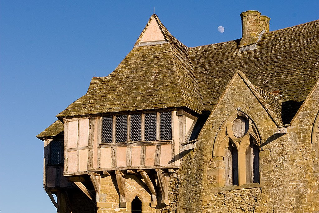 Stokesay Castle, Shropshire 5