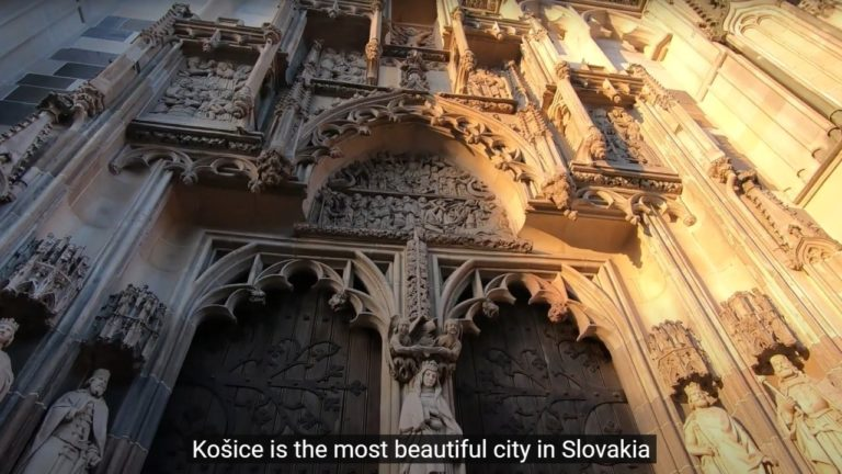 Kosice the most beautiful city in Slovakia